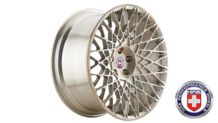 【樂駒】HRE 美國 改裝 輪框 Vintage Series 17吋 18吋 19吋 20吋 21吋 22吋 501M