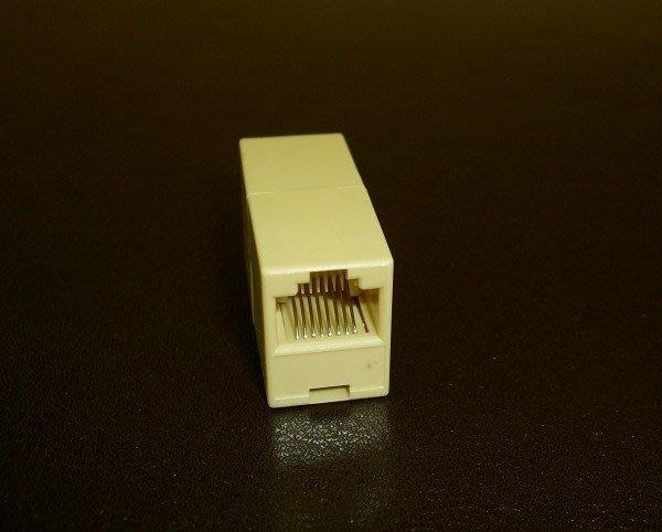 【樺仔3C】RJ45 轉接頭 網路線延長頭 8P8C 網路線 延長插座 母對母 Ethernet adapter