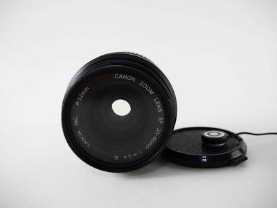 耀躍3C CANON ZOOM LENS EF 35-80mm 1 4-5.6 iii 變焦鏡頭 新北市