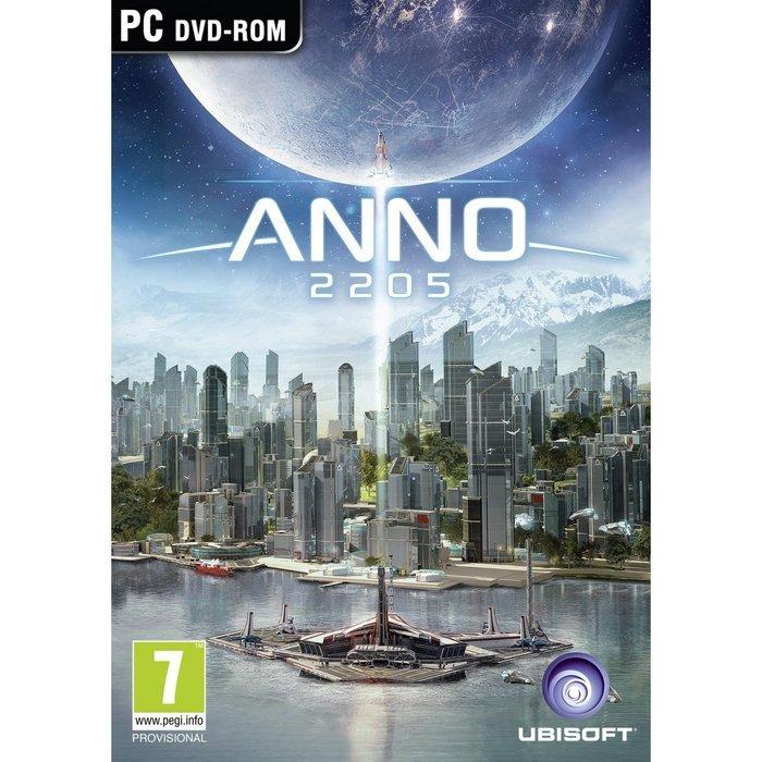【傳說企業社】PCGAME-ANNO 2205 大宇宙世紀2205 美麗新世界2205(英文版)