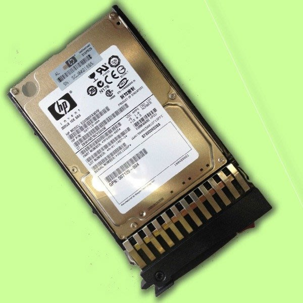 5Cgo【權宇】HP 507127-B21 伺服器硬碟300G 2.5吋 SAS ST9300603SS 含稅會員扣5%