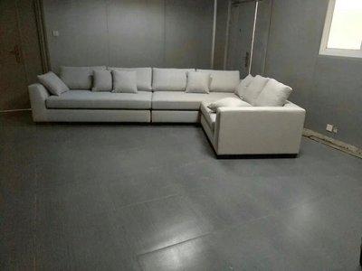 【順發傢俱】客製沙發,基本款 L型沙發,居家最好配的沙發,全訂製