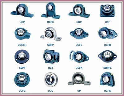 【祥好用五金】UCP203[17mm]連座軸承*2只 ,UCFL連座軸承.UCP.  培林 [請選擇形狀]