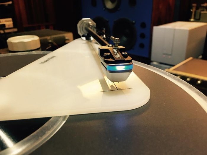 日本 DS Audio DS-002 黑膠光學唱頭 包含專屬EQ電源等化器
