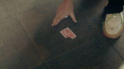 【天天魔法】【1881】免提(撕牌還原交換)~Hands Free by Mario Tarasini