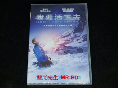 [DVD] - 我要活下去 6 Below : Miracle on the Mountain ( 采昌正版 )