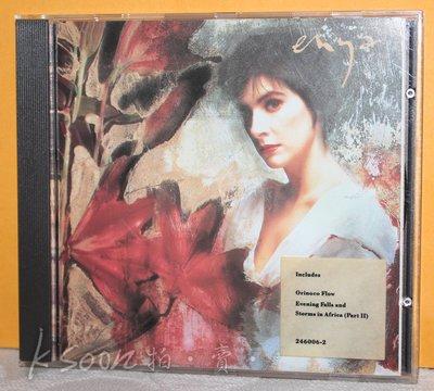 ENYA-watermark,德國製造,1989年,無IFPI,Wea唱片