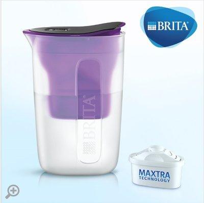 【清淨淨水店】德國BRITA fill&enjoy FUN/ 酷樂濾水壺 /酷樂壺1.5L(紫色)1壺1芯價780元。