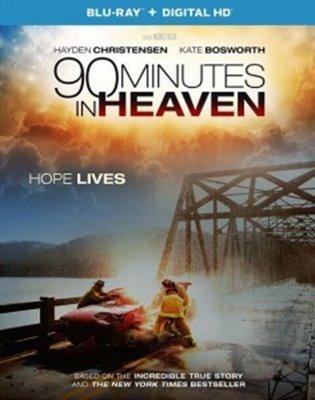 【藍光電影】天堂90分鐘/去過天堂90分鐘 90 Minutes in Heaven (2015) 81-011