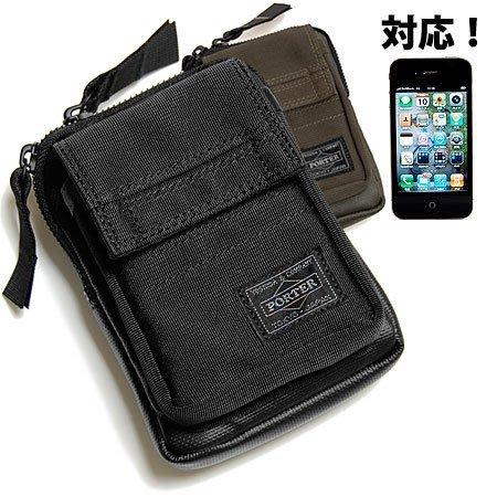 WaShiDa PLUS+【日本 吉田 PORTER × PRISM 腰掛包 iPhone 7/8 手機袋】- 預訂