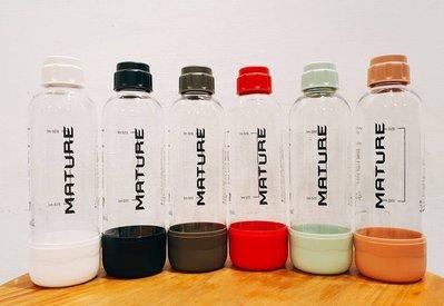 Drinkmate Mature 美萃 專用 水瓶 1000ML  打氣泡水瓶 通用水瓶