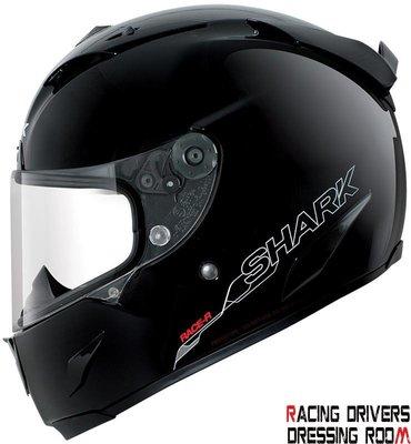 ♚賽車手的試衣間♚ Shark® Race-R Pro Mono Black 碳纖維 安全帽