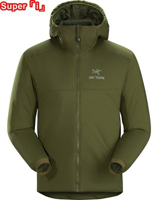 「i」【代購】始祖鳥 Arc'teryx Atom AR Hoody 保暖 連帽 外套