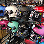 瀧澤部品 SBK TYPE-S 亮黑 素色 3/4 半罩安全帽 內藏墨片 小帽殼 通勤 機車重機 透氣舒適 摩托車