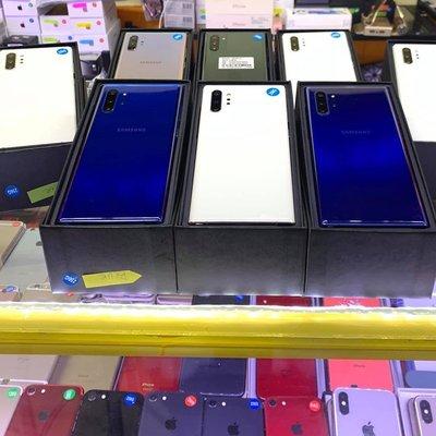 【下單優惠】Samsung Note10+ 512G 台灣公司貨 實體店 台中 永和