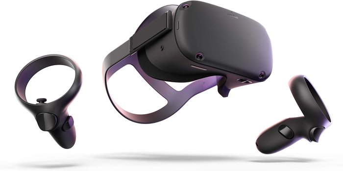 Oculus Quest All-in-one VR Gaming Headset 含稅 免運 預購