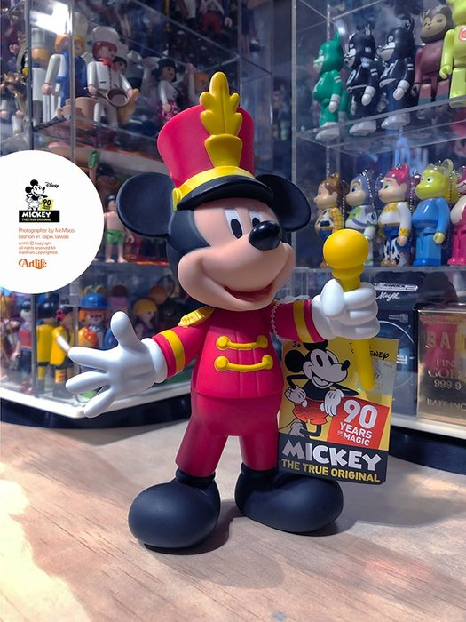 Artlife @ Disney Mickey Mouse 90th Mouseketeer 樂師 米奇 90週年