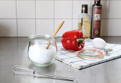 現貨 ◎德國◎ Weck jar 百年品牌 德國製造 746 玻璃密封罐 真品 正貨 370ml