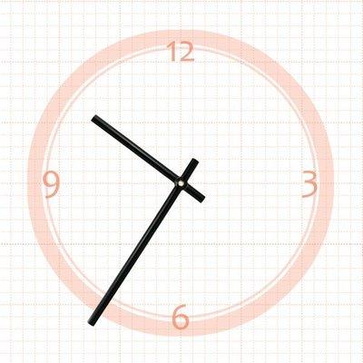 【鐘點站】J115075 分針11.5公分 時針7.5公分/ DIY 時鐘 掛鐘 鐘針/SKP壓針機芯專用
