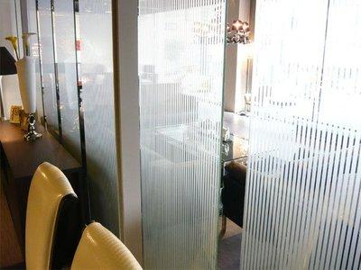 (HF居家隔熱紙) 525中條砂 玻璃...