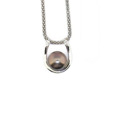 【JHT金宏總珠寶/GIA鑽石專賣】日本製天然珍珠墬鍊(JB45-A29)