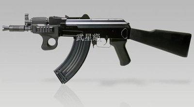 台南 武星級 SRC AK47 Bspetsnaz 全金屬 電動槍 (AK74 AKM PMC BB槍狙擊槍卡賓槍衝鋒槍
