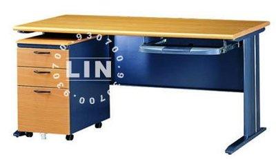 【品特優家具倉儲】◎P481-13-1辦公桌TD辦公桌電腦桌職員桌◎