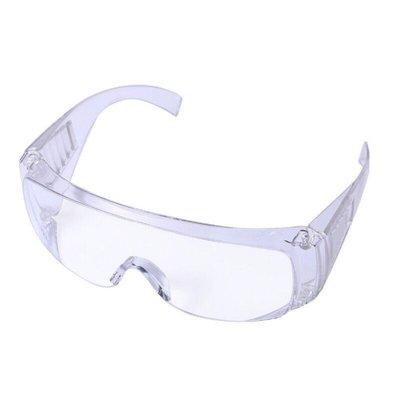 透明護目鏡S10C-防起霧款 安全防護鏡 安全眼鏡 防風沙 防塵【GG301C】 EZ生活館