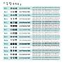 ☁️原色小舖☁️ Larva逗逗蟲水世界印章 原子印章 印面3.5x1.5cm 3色可選