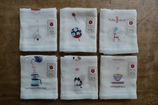 《散步生活雜貨》日本製  Kontex 今治毛巾 布讀系列 純棉 超柔軟 小毛巾 手帕- 五款選擇