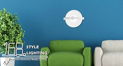 【168 Lighting】時尚光景《LED壁燈》GC 20350-2