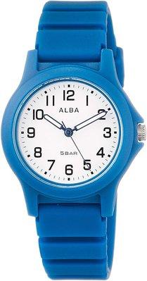 日本正版 SEIKO 精工 ALBA AQQK405 手錶  日本代購