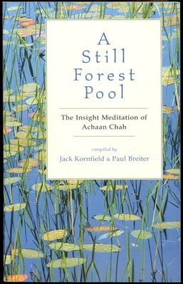 【語宸書店A323/西文書】《A Still Forest Pool : The Insight Meditation of Achaan Chah》ISBN:0835605973