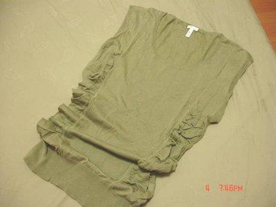 美品牌flounce衫