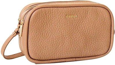 【英國代購】Furla 皮革斜挎包 售價6480元
