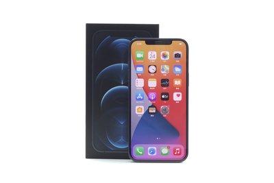 【台中青蘋果】Apple iPhone 12 Pro Max 太平洋藍 256G 二手 6.7吋 蘋果手機 #62628