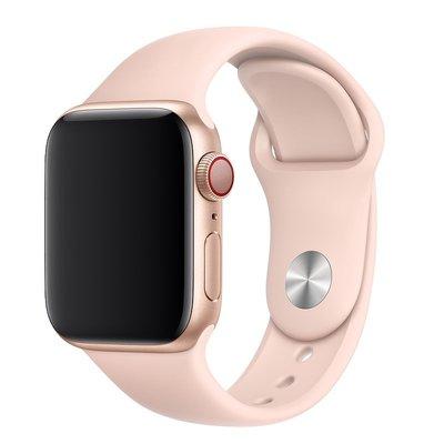 wezi適用蘋果手表表帶iwatch54321代applewatch表帶耐克nike+硅膠運動型42mm384