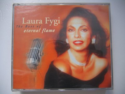 Laura Fygi - Eternal Flame ~The Best Of Laura Fygi~ (A Tribute To 鄧麗君) CD + VCD