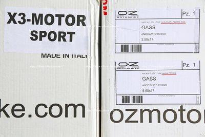 【OZ】鋁圈 輪框 KAWASAKI Z900RS Z900 RS 六爪鍛鋁框 GASS版本 20018-2019