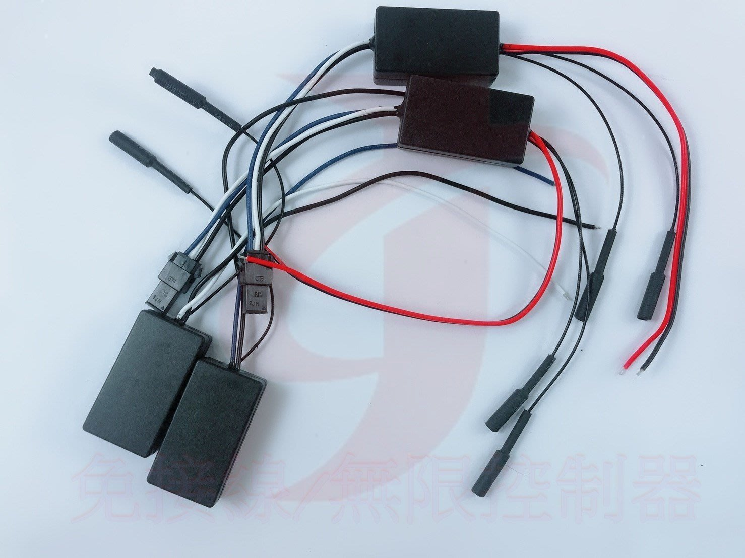 ?金強車業? 後視鏡流水燈 跑馬燈 方向燈 小燈 定位燈 序列式 原廠部品 免接線控制組