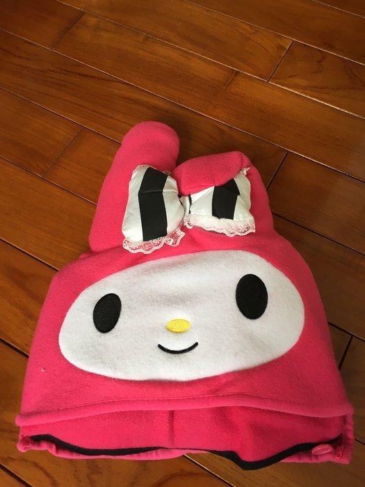 全新 日本帶回 美樂蒂 MELODY 可愛 居家 生活 送禮 暖暖毯 現貨 最後一件