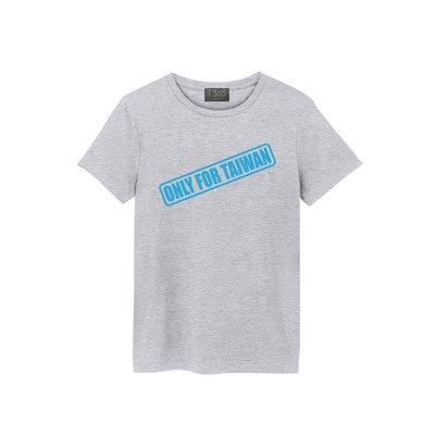 T365 台灣 臺灣 愛台灣 國家 ONLY FOR TAIWAN 設計 天空藍 T恤 男女皆可穿 多色同款可選 短T