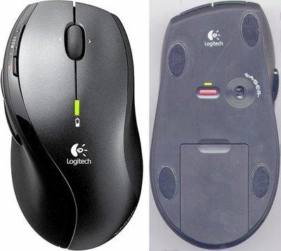 羅技 Logitech M-RAZ-105 光學無線滑鼠(附接收器) 近全新