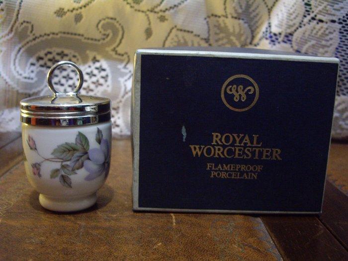 歐洲古物時尚雜貨 ROYAL陶瓷罐 蛋罐 收納罐 擺飾品 古董收藏