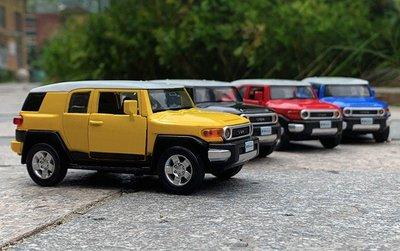 「車苑模型」彩珀1:32合金汽車模型雷越野車FJ酷路澤迴力 苗栗縣