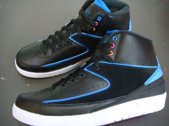 【限量商品】Nike Air Jordan 2 Retro Sz 8.5 Radio Raheem 834274-014