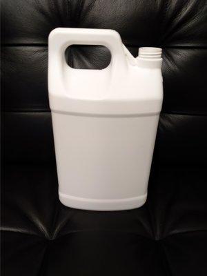 台灣製造 現貨4公升  HDPE 高密度塑膠 2號 4L 塑膠桶 分裝桶 漂白水桶 酒精桶 桶子 不透光