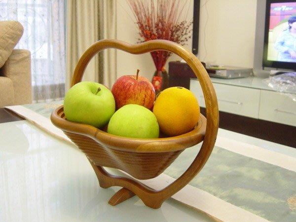 【永晴峇里島】巴里島精美造型木製水果盤-水果盤7