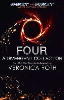 【中商原版】第四:分歧者合集 英文原版 Four: A Divergent Collection 英文小說 英文文學