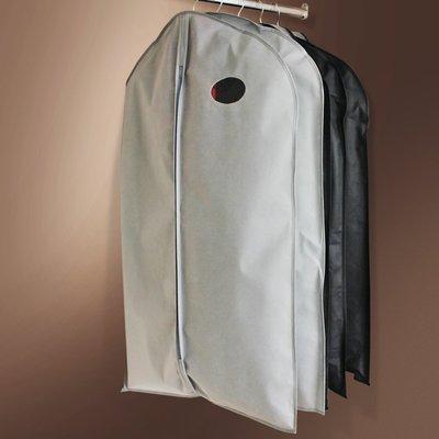 防塵套西裝防護套 加厚衣服西服套衣罩收納袋衣物掛衣袋透明防塵袋 (大號)_☆優購好SoGood☆
